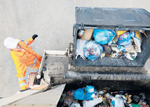 smeti, smetiar, odpad