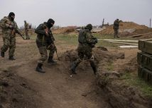 Ukrajina, vojna