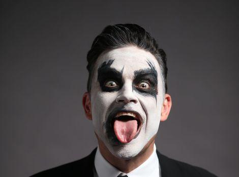 Šoumen Robbie Williams je pripravený na Slovensko
