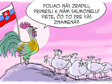 Karikatúra 18. 04. 2015 - karikatúra - názory - pravda.sk