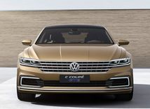 Volkswagen C Coupe GTE Concept - 2015