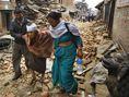 Nepál, zemetrasenie