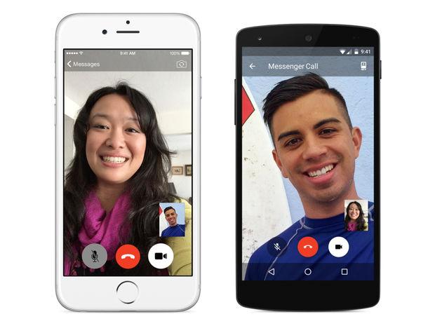 Facebook rozšíril mobilnú aplikáciu messenger aj o možnosť