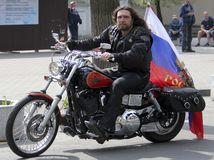 Noční vlci, motorkári, Rusko, Rusi, Alexander Zaldostanov