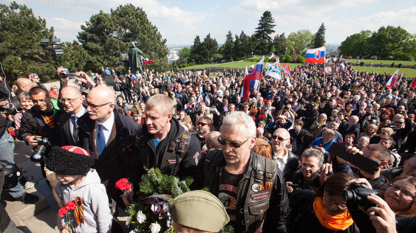 Co Robia Putinovi Motorkari Na Slovensku Sas Sa Chce Sakovej Pytat