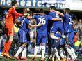 futbal, FC Chelsea, radosť