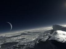 Pluto, planéta, ľad, vesmír, sonda,