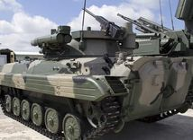 Kurganec 25 - Bojové vozidlo pechoty, ruská armáda