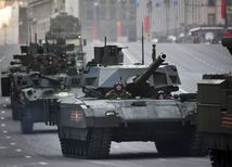 Rusko, zbrane, tank