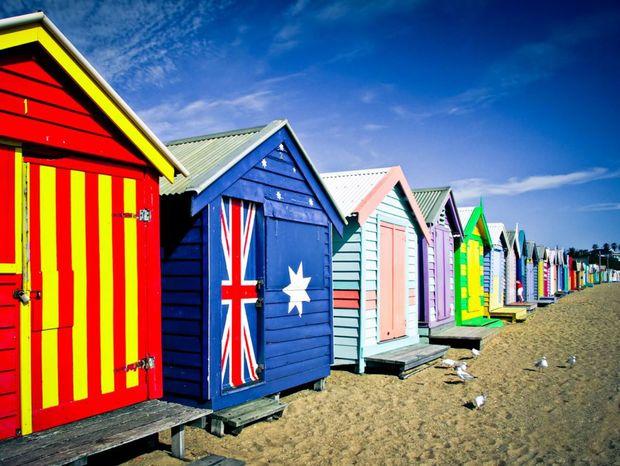 Brighton Beach, Austrália