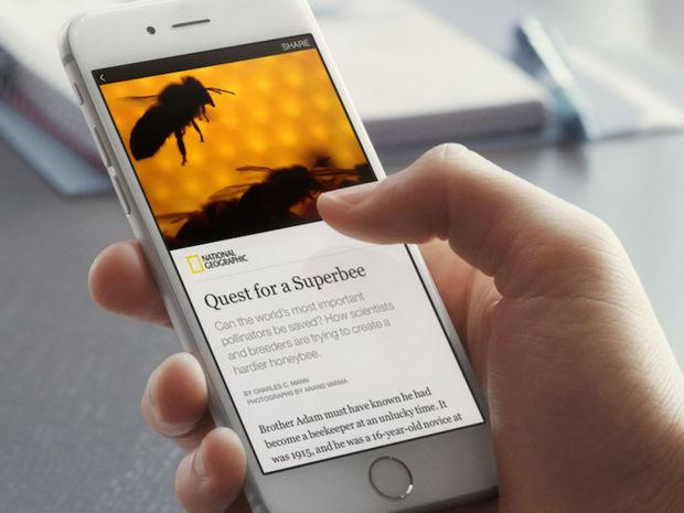 Instant Articles, Facebook
