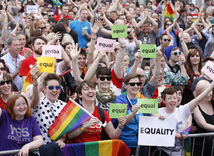Írsko, referendum, sobáše homosexuálov