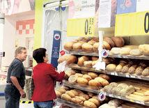 obchod, chlieb