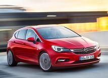 Opel Astra - 2016