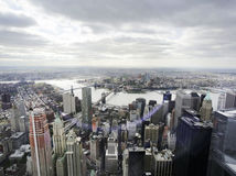 New York, One World Observatory, One World Trade Centre, WTC, vyhliadková plošina, Manhattan, Ground Zero