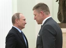 Vladimir Putin, Robert Fico