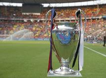 Liga majstrov, Berlín, Barcelona, Juventus Turín