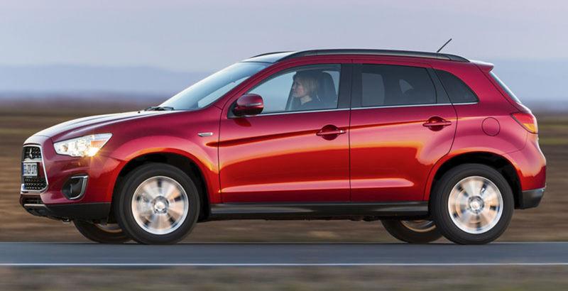 Nový diesel 1,6 DI-D si ASX požičalo z dielne Peugeotu a Citroenu. Má výkon 85 kW a krútiaci moment 270 Nm.