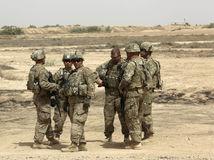 Irak, americkí vojaci, USA armáda, Islamský štát