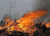 Požiar, Tatry
