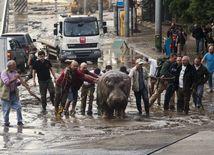Tbilisi, záplavy