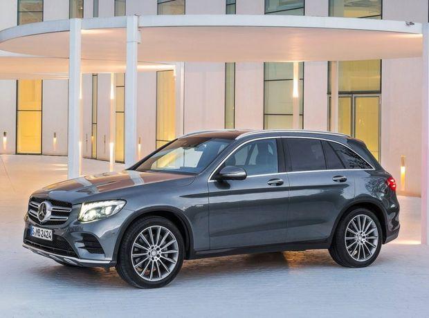 Mercedes-Benz GLC - 2016