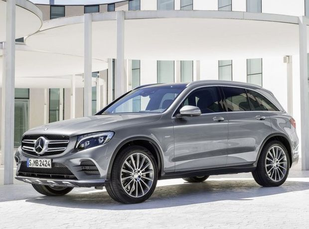 Mercedes-Benz GLC - 2016