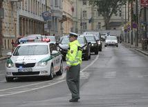 GLOBSEC, bezpečnostné opatrenia, polícia