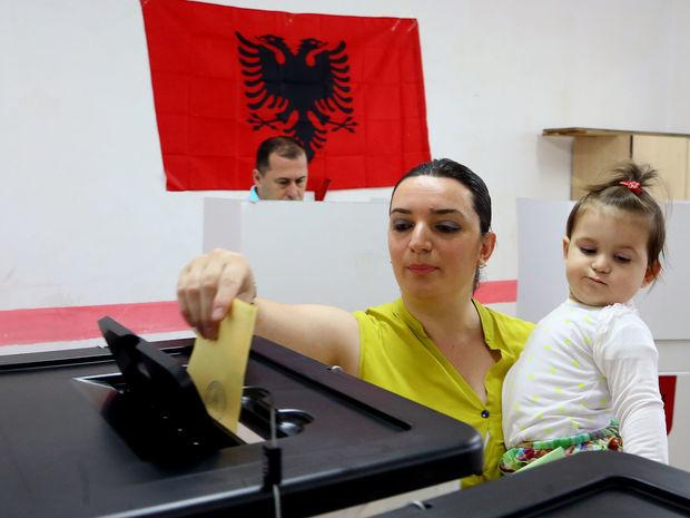 Albánsko, komunálne voľby