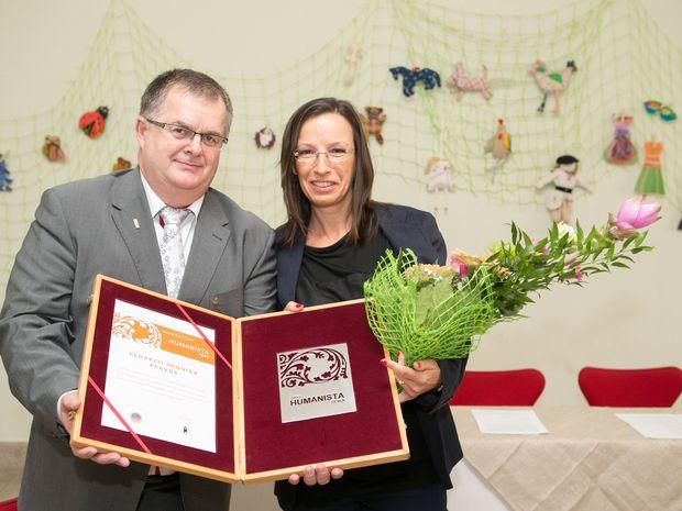 Pravda získala ocenenie Humanista roka  22.06.2015 12:00