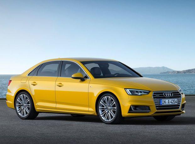 Audi A4 - 2016