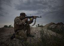 Ukrajina, vojaci