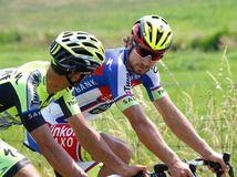 Peter Sagan, Alberto Contador