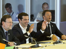 Tsipras, summit