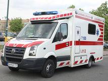 sanitka, záchranári, prvá pomoc