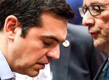 Alexis Tsipras, Francois Hollande