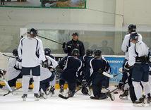 Slovan Bratislava, KHL, hokej, tréning