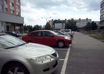 parkovanie, Petržalka