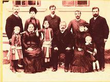 Hurban, rodina, 1887