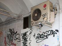 Obchodná ulica, grafiti