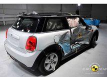 Mini Euro NCAP - 2014 crash test