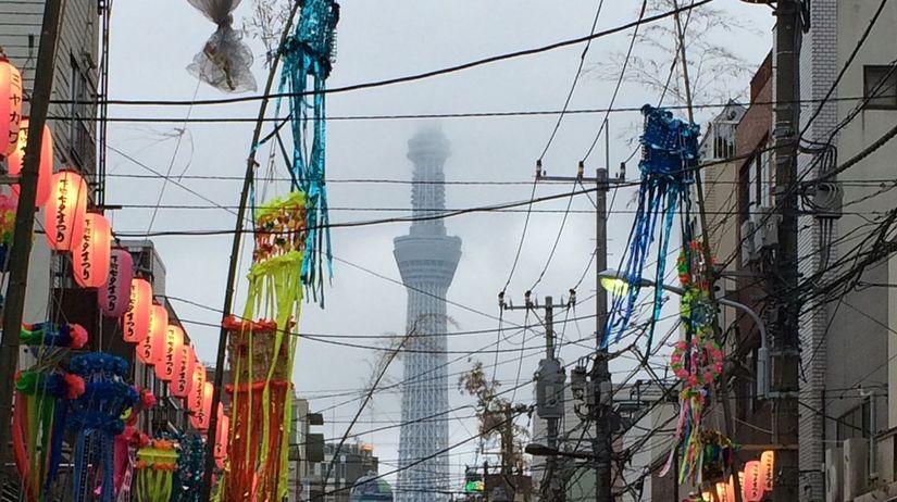 Japonsko - kombinácia sci-fi a fascinujúcej prírody aj kultúry ...
