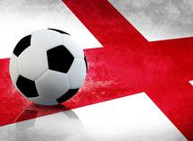 futbal, futbalová lopta, Anglicko