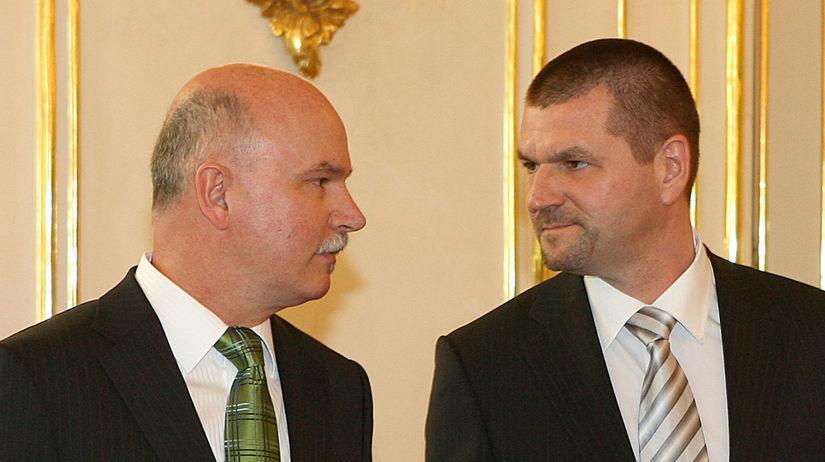 Bývalí ministri si už zvykajú na väzenie - Domáce - Správy - Pravda.sk