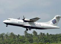 Indonézia, lietadlo