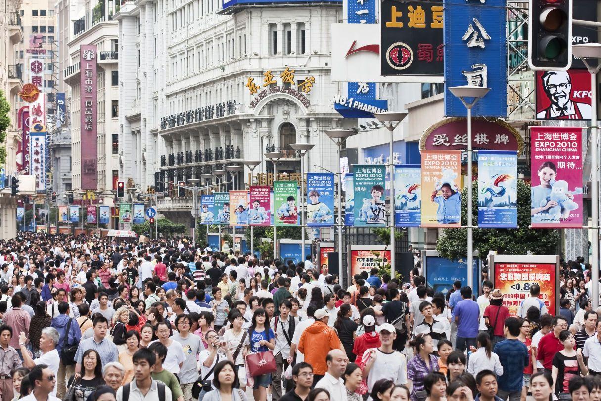 Ako kontrolovať pohyb davu ľudí? Čínske Baidu vie ako na to