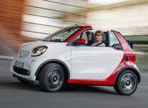 Smart Fortwo Cabrio - 2016