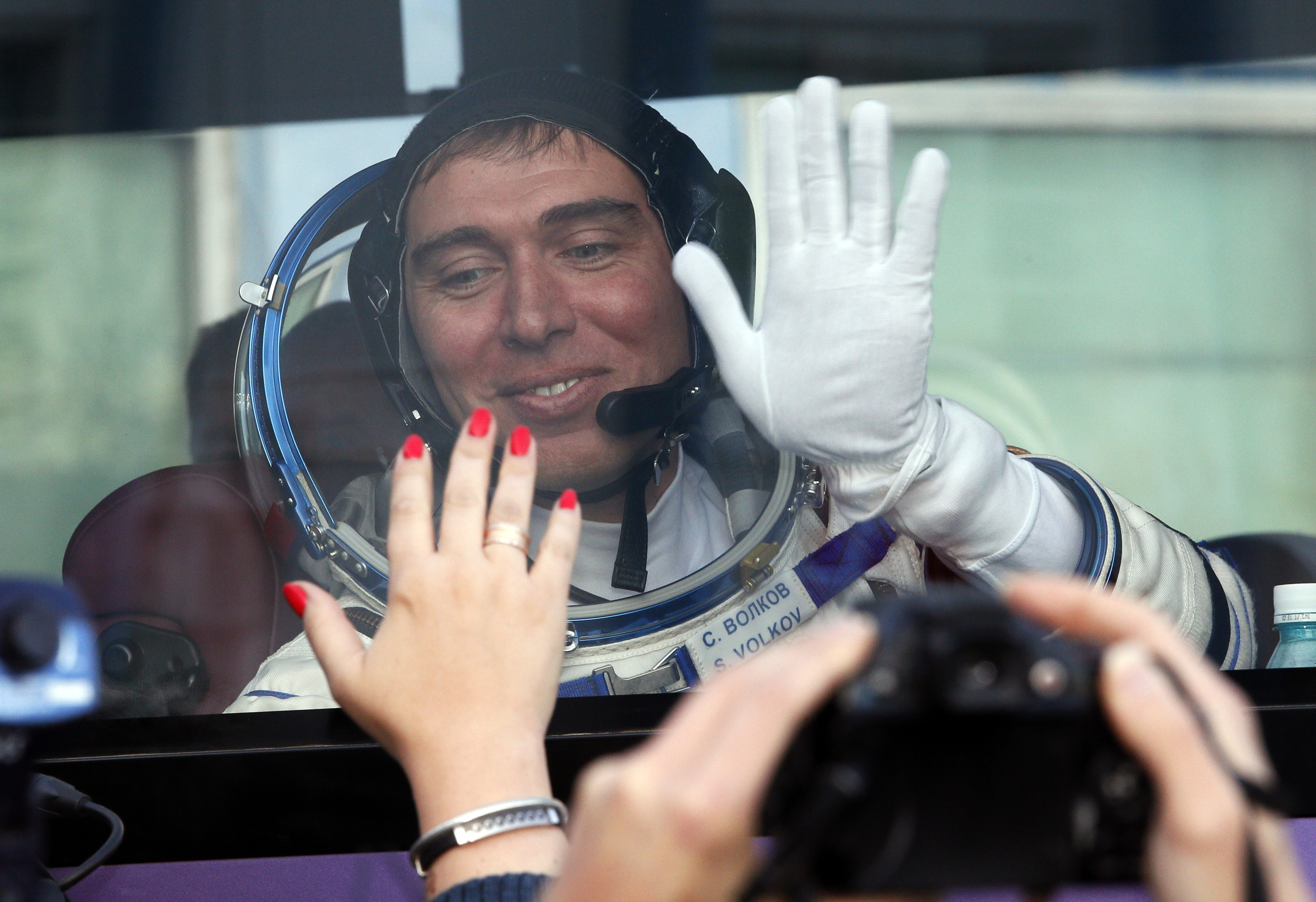 Sojuz dopravil na vesmírnu stanicu troch kozmonautov
