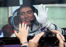 Sojuz, ISS, Sergej Volkov