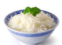 biela ryža